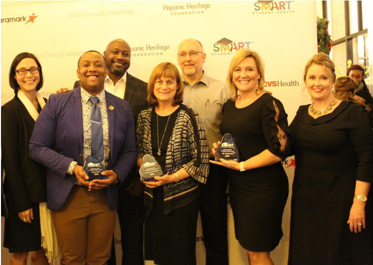 honorees at SMART Care forum