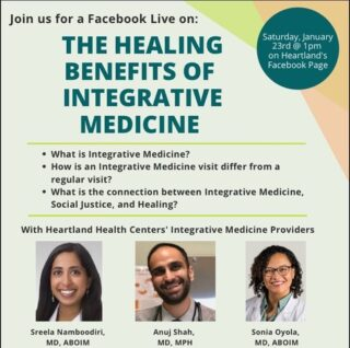 Learn about the healing benefits of integrative medicine.