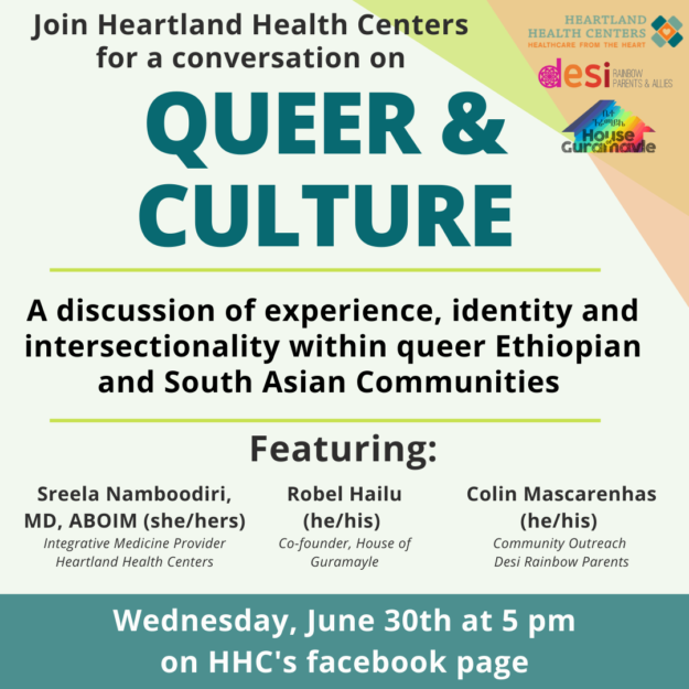 Health Chat: Queer and Culture